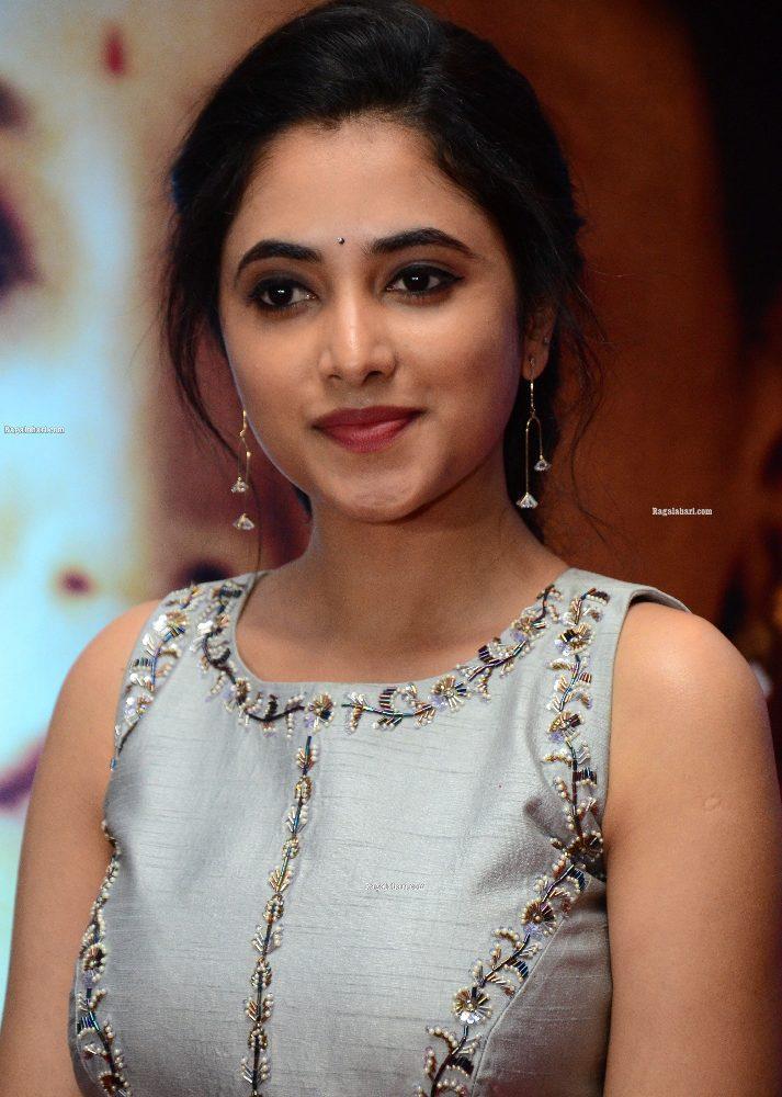 priyanka arul mohan at sreekaram movie grand release event