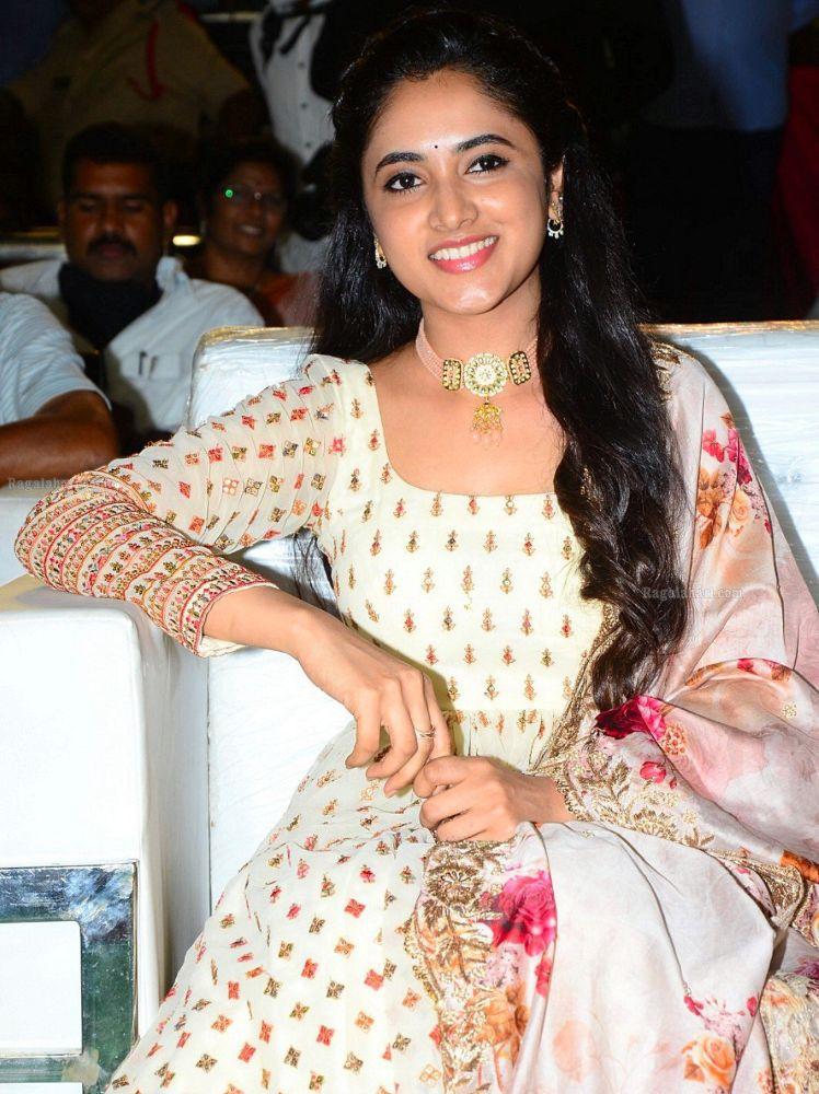 priyanka mohan at sreekaram pre-release event