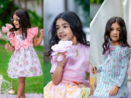 Allu Arha in the pony and peony dress-featured