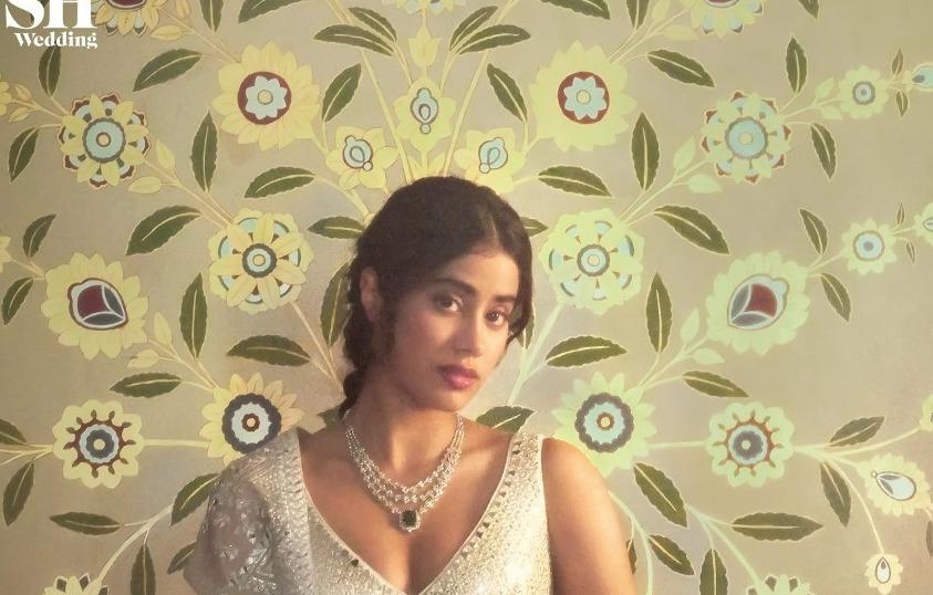 Janhvi Kapoor in abhinav Mishra for khush mag-1