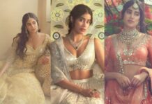 Janhvi Kapoor in abhinav Mishra for khush mag-featured