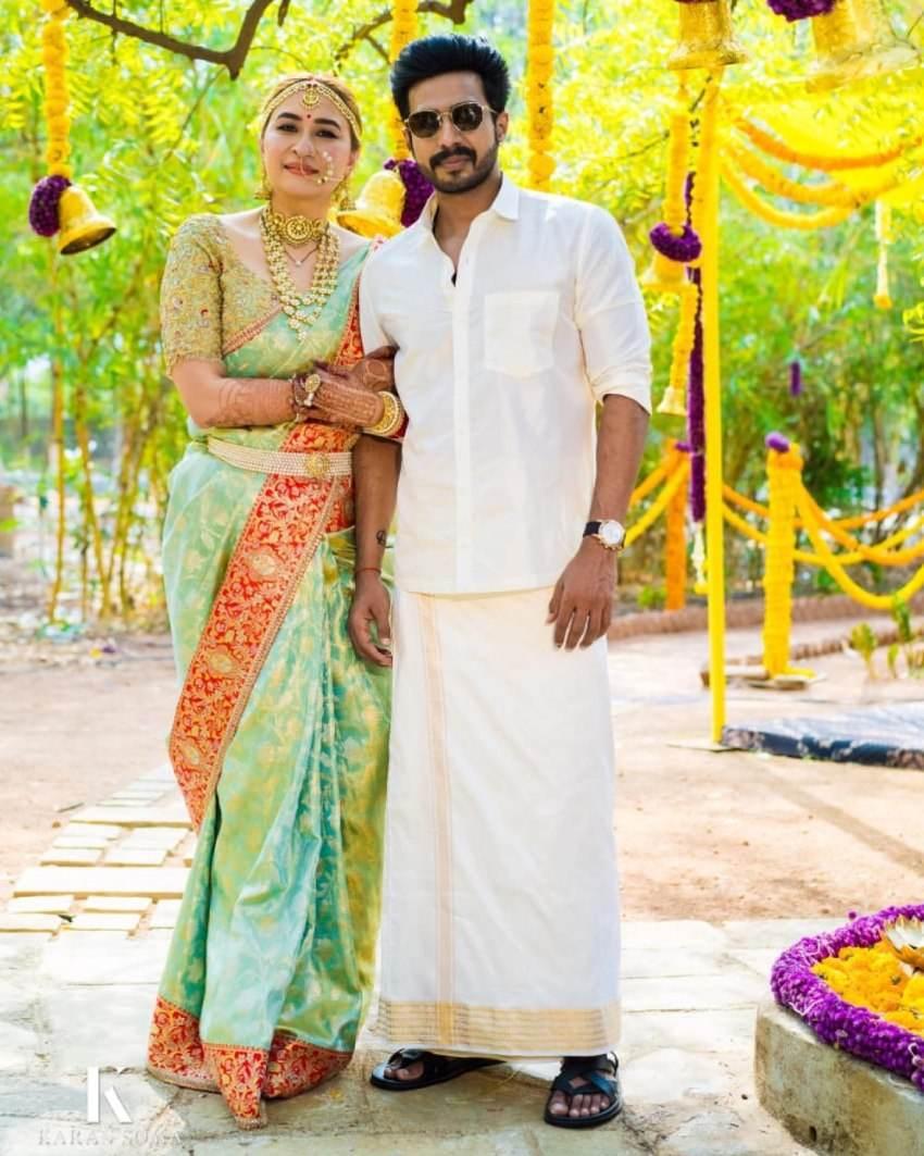 Jwala gutta in l;abel vida for her wedding with Vishnu Vishal-2