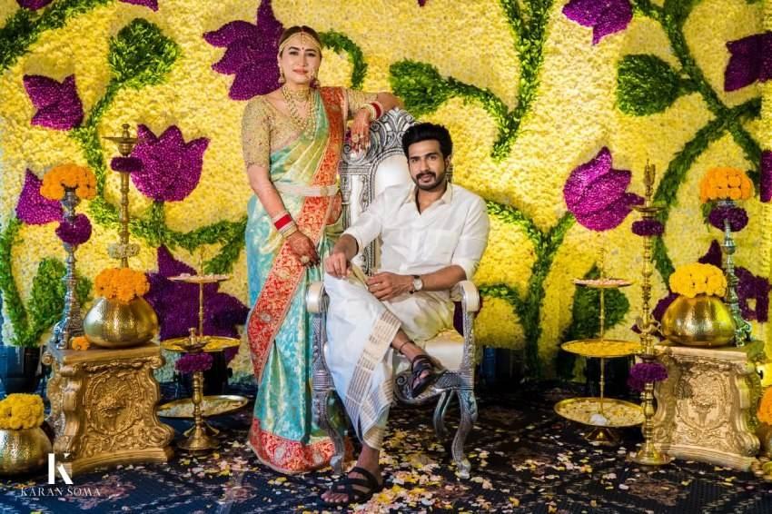 Jwala gutta in l;abel vida for her wedding with Vishnu Vishal-3