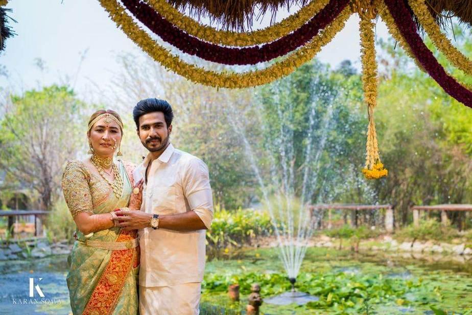 Jwala gutta in l;abel vida for her wedding with Vishnu Vishal-4