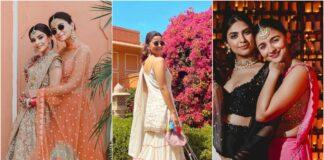 Alia Bhatt's Bridesmaid Look