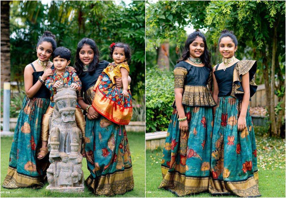 Viranica and her twins