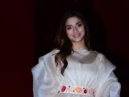 saiee manjrekar looked stunning in all-white outfit