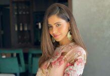 Aamna Sharif in Neha Chopra outfit-3