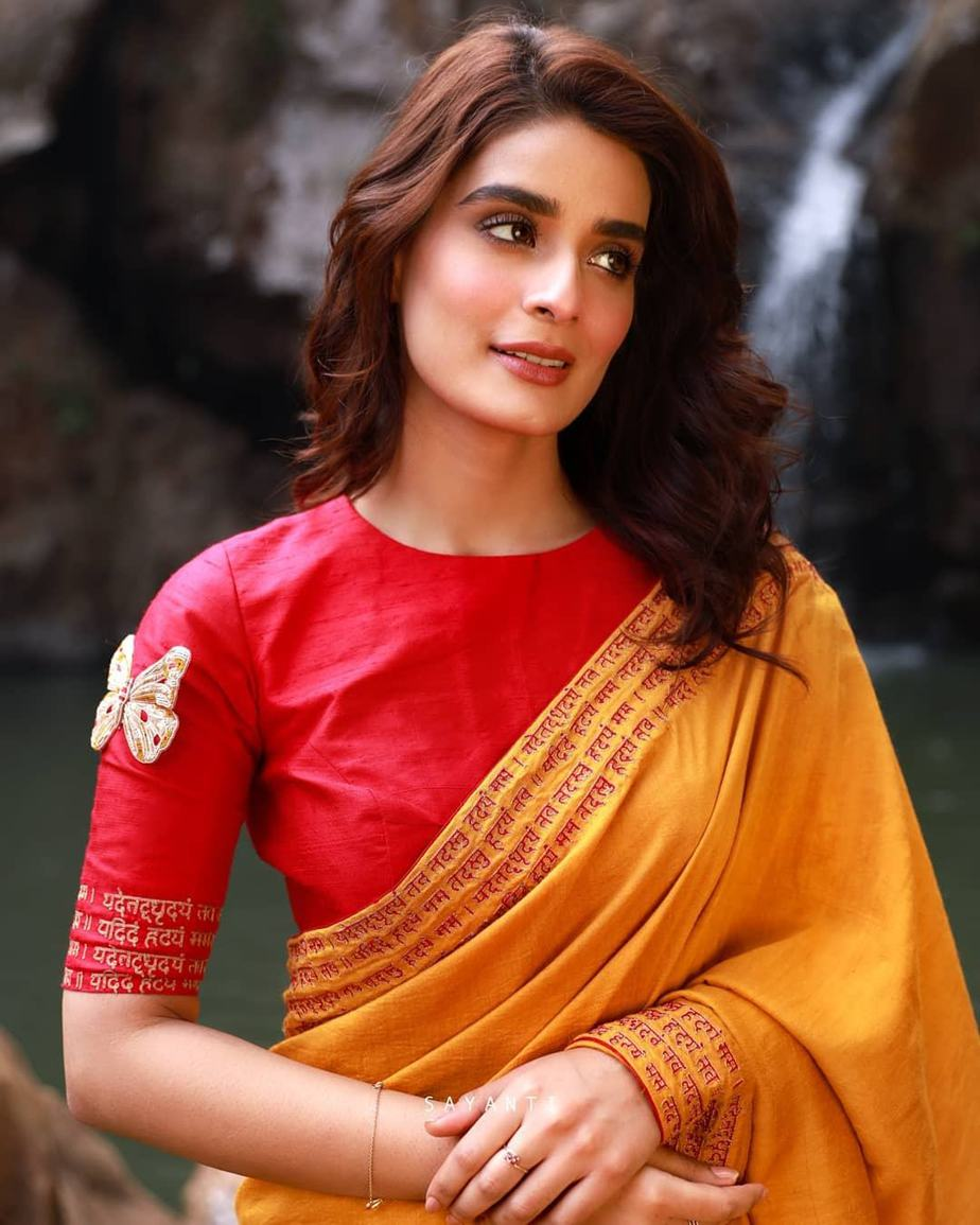 Butterfly blouse-Sayanti Ghosh-1