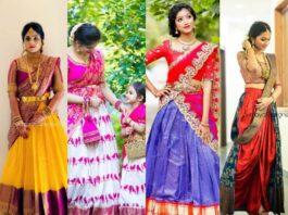Half sarees-sumaya designer studio-featured
