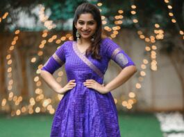 Nakshathra Nagesh in an outfit by Athira designs-1