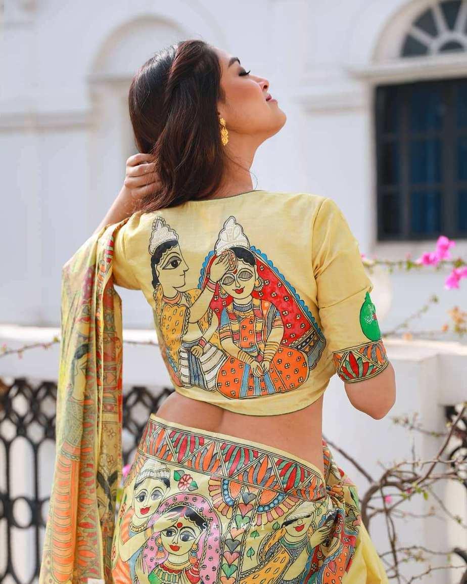 Sindurdaan wedding blouse-sayanti Ghosh-1