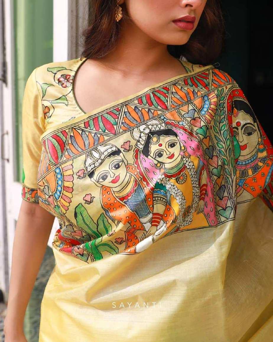 Sindurdaan wedding blouse-sayanti Ghosh