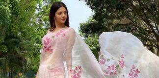 Vedhika in Picchika saree-1