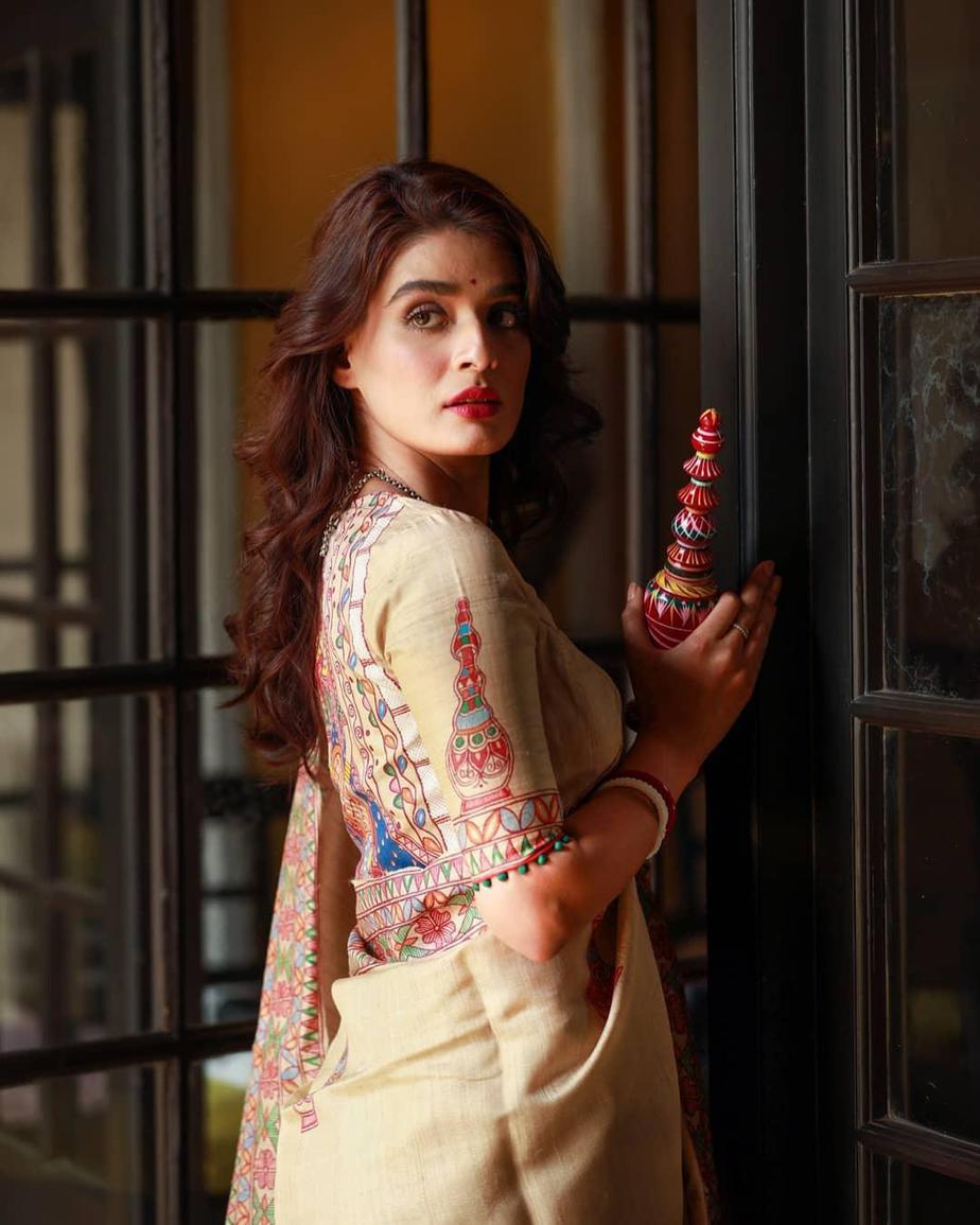 Wedding art blouse-Sayanti Ghosh-1