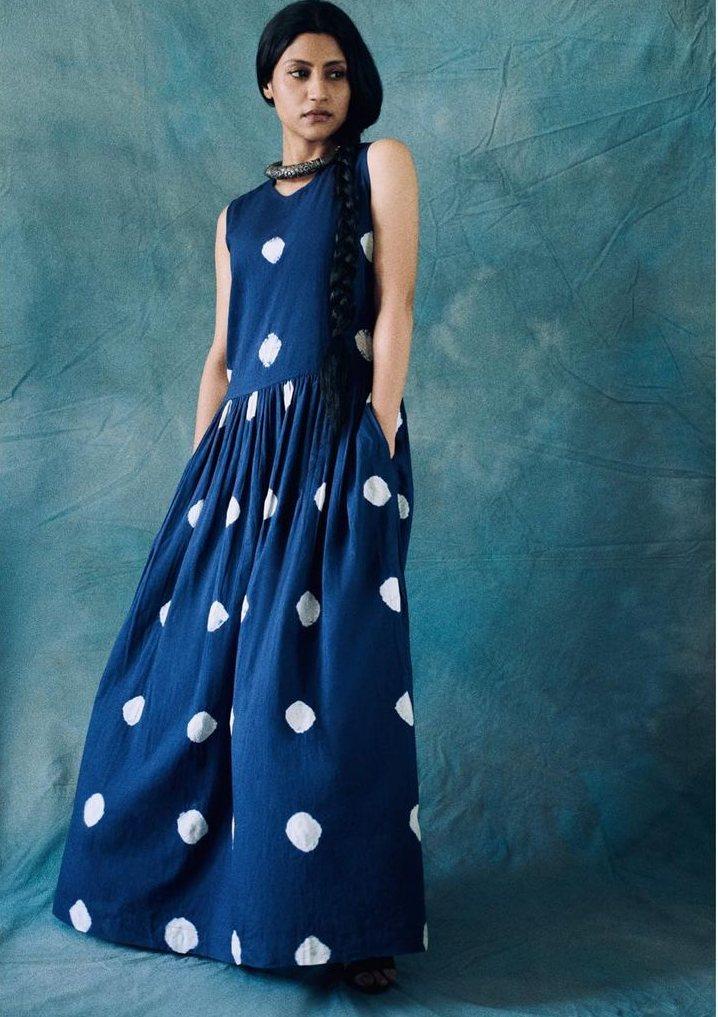 Konkona Sen Sharma in a dress by kharkapas for ajeeb dastans promotions-1