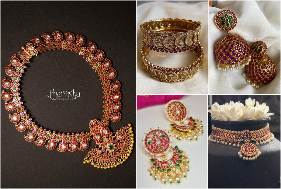 Traditional Jewellery Collection