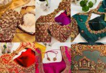 Sumaya Designer wedding blouses-featured