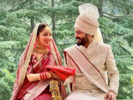 yami gautam marries aditya dhar