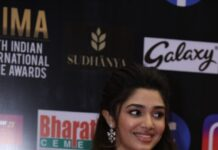 Krithi Shetty in beige kurta-set for SIIMA-2021-4