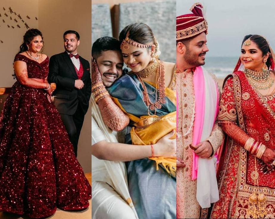 Vidyuraman and sanjay wedding pictures-Featured