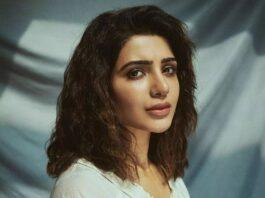 Samantha Ruth Prabhu in a white handwoven dress by eka-2
