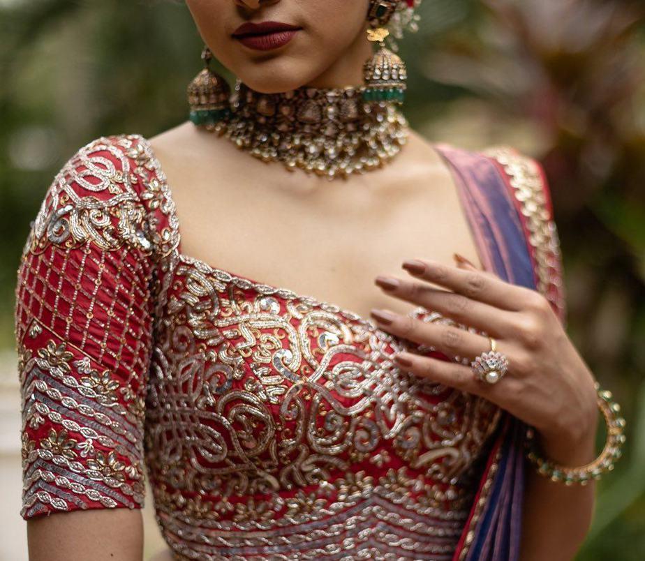 latest blouse designs -studio 149-6