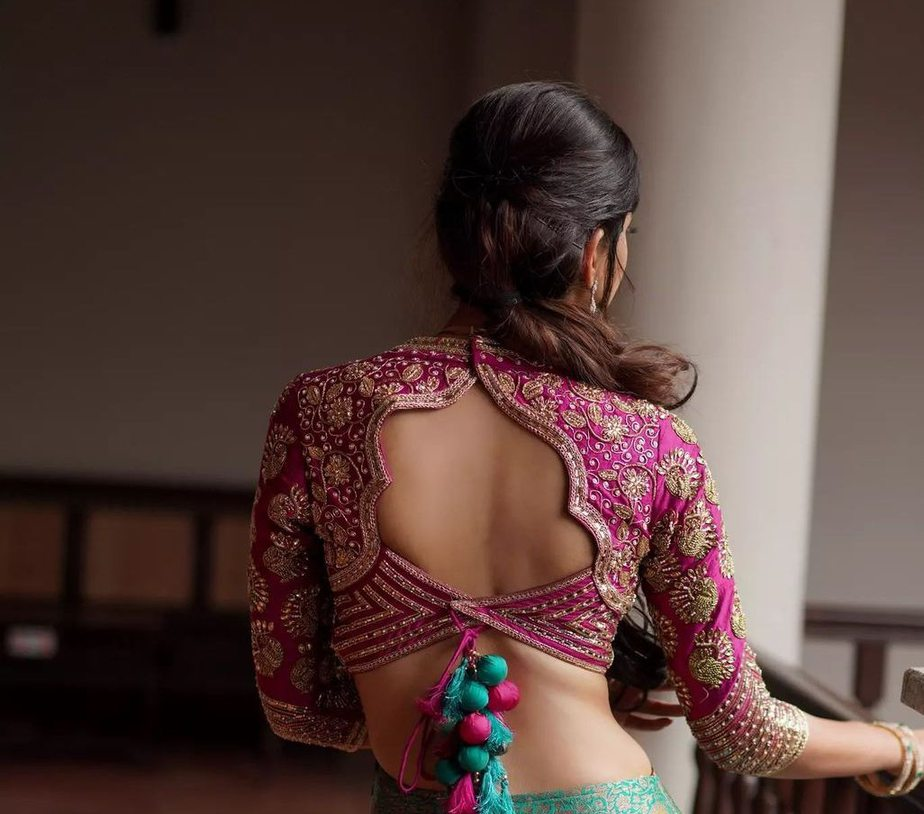 latest blouse designs -studio 149-7.2