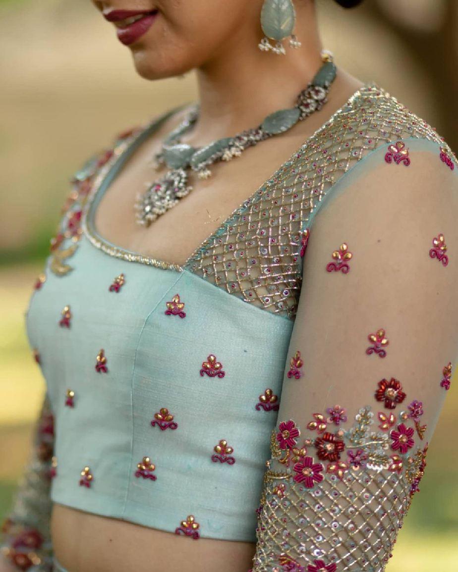 latest blouse designs -studio 149-9.2
