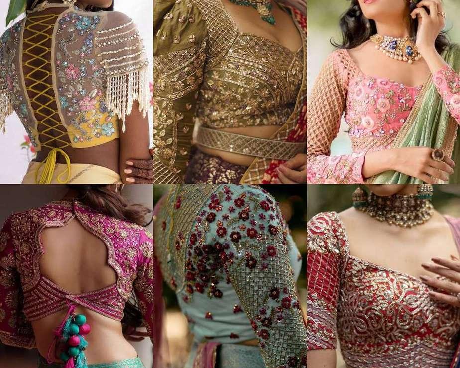 latest blouse designs -studio 149-Featured